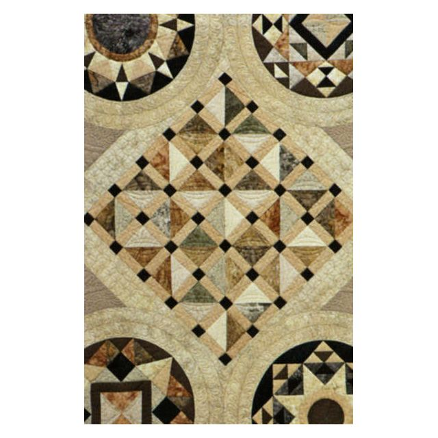 Bella Bella Sampler Quilts Paper Foundations by C&T Publishing - Patterns & Foundation Papers