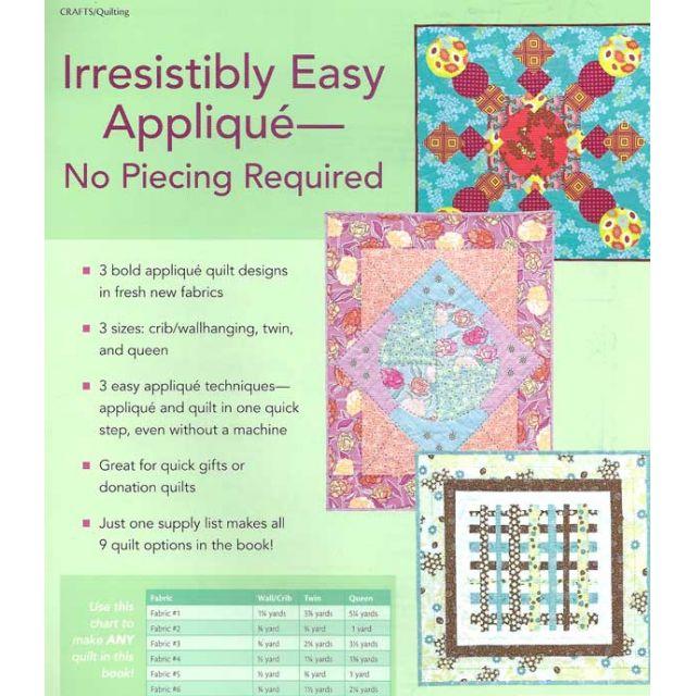 Super Simple Quilts #4: 9 Applique Projects by C&T Publishing - Applique