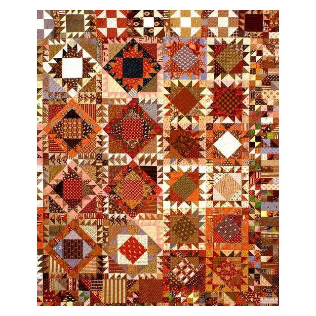 Gone to Texas by Kansas City Star Reproduction & Traditional - OzQuilts