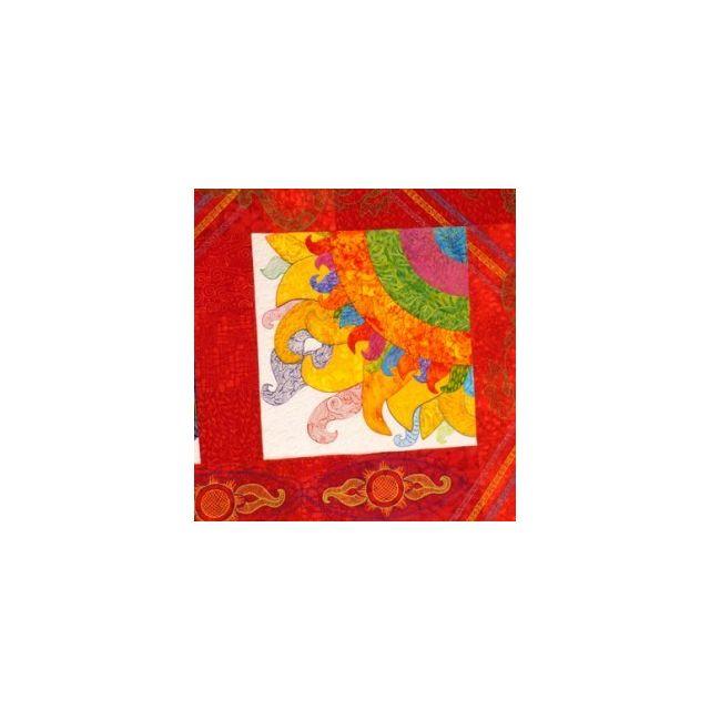 Fiesta Mexico by Karen Kay Buckley Applique - OzQuilts