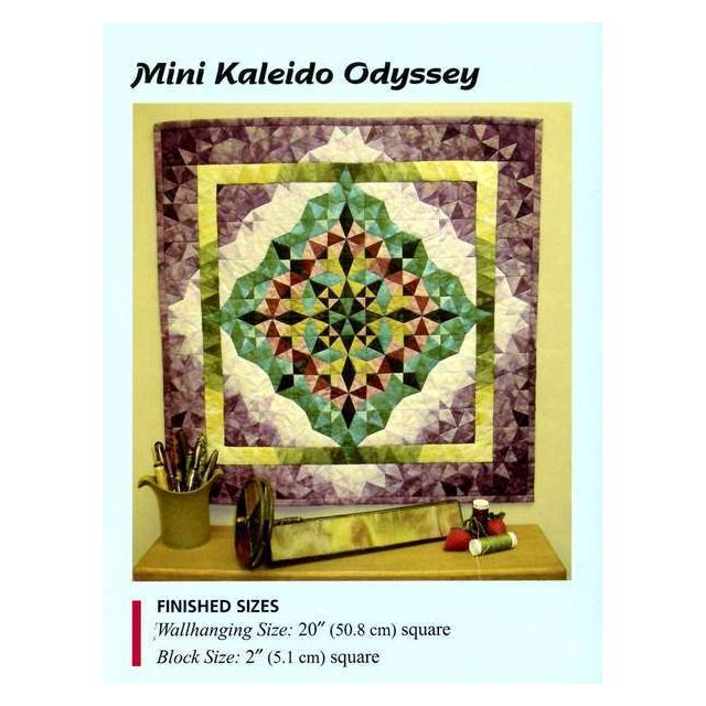 Marti Michell Kaleidoscope ABCs by Marti Michell Martil Michell - OzQuilts
