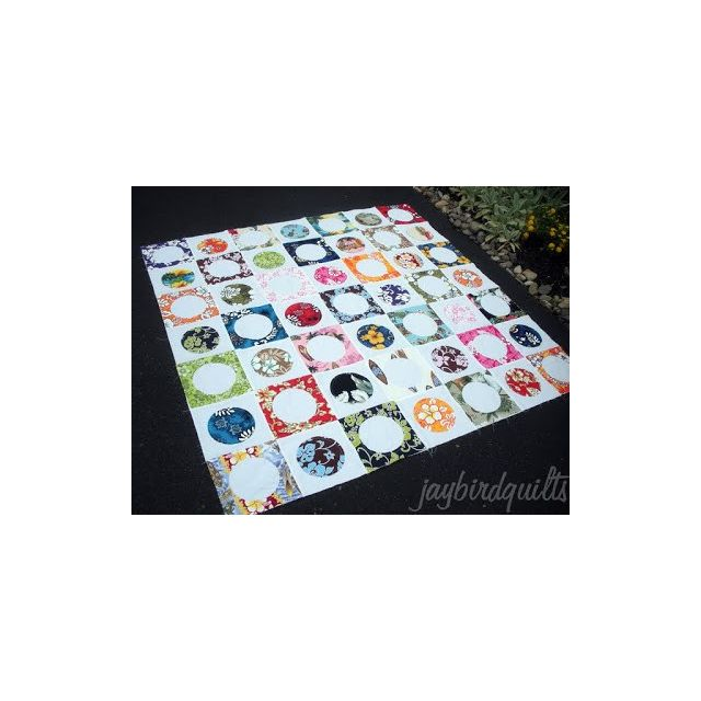 Dot Party by Jaybird Quilts Quilt Patterns - OzQuilts