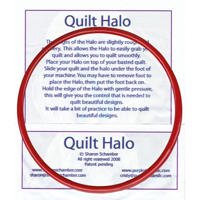 Quilt Halo by  Sewing Machine Accessories - OzQuilts