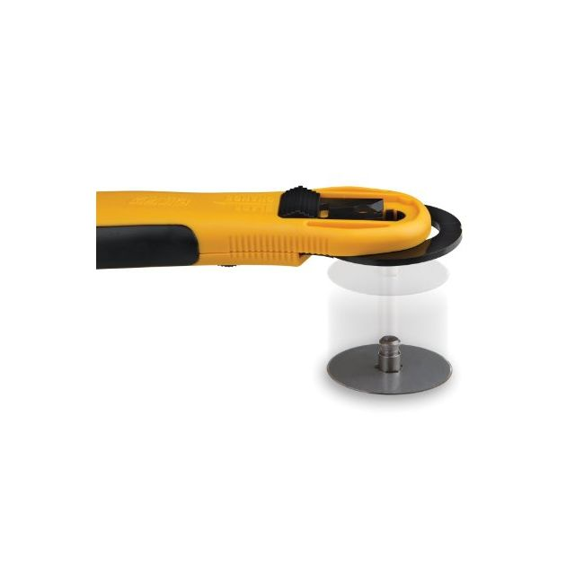 Olfa 45mm Quick Change Rotary Cutter by Olfa Rotary Cutters - OzQuilts