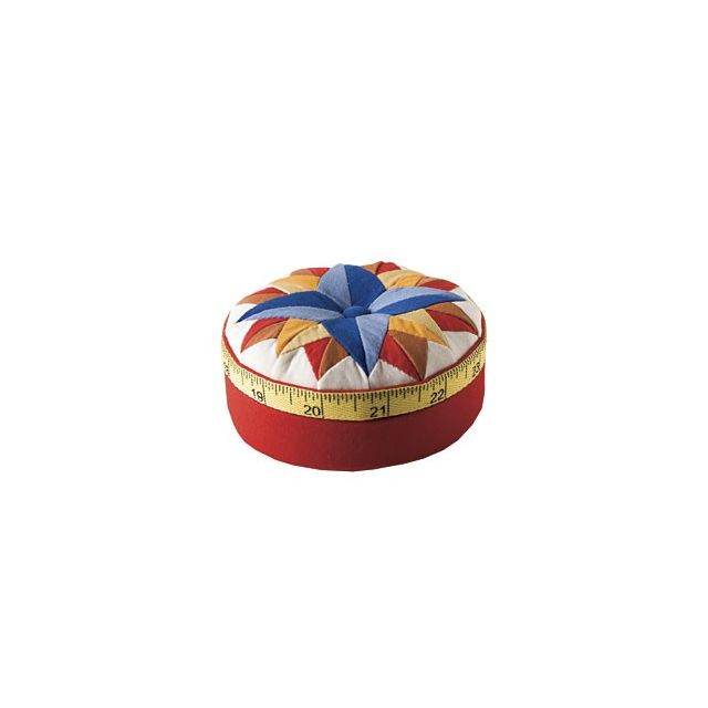 Fons & Porter Mariners Star Pincushion & Storage Box by Fons & Porter  Organisers for Pins - OzQuilts