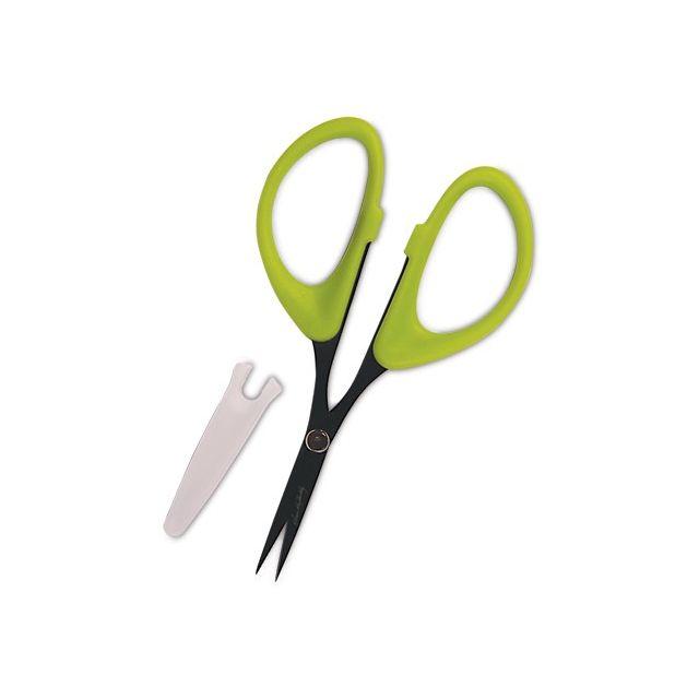Karen Kay Buckley Perfect Scissors 4 inch (Small) Green by Karen Kay Buckley Scissors - OzQuilts
