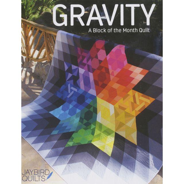 Gravity by Jaybird Designs by Jaybird Quilts - Modern Quilts