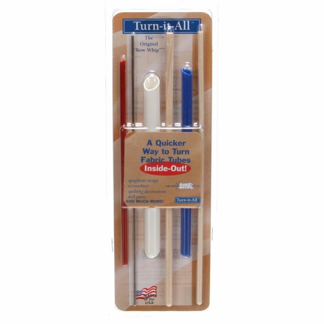Turn It All Tube Turners 3 Sizes by  Other Notions - OzQuilts