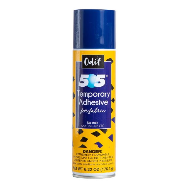 505 Basting Spray Temporary Adhesive by ODIF USA Batting Spray, Tape & Accessories - OzQuilts
