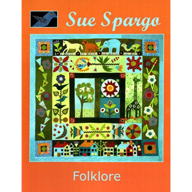 Folklore by Sue Spargo by Sue Spargo - Sue Spargo