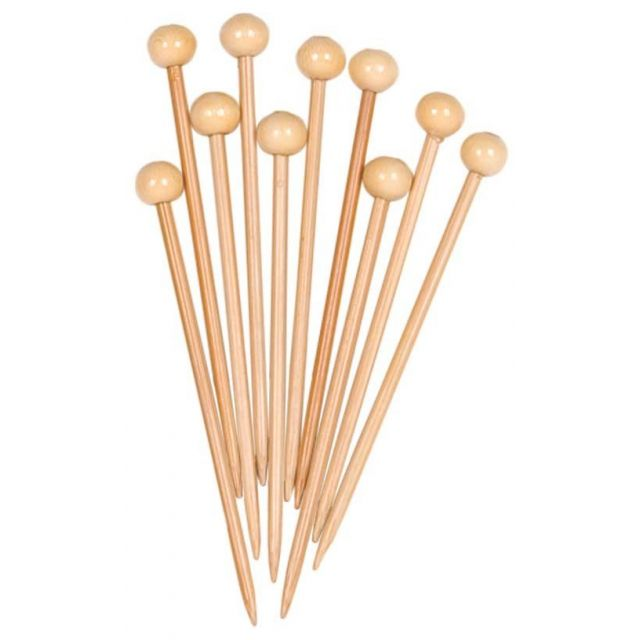 Clover Bamboo Marking Pins by Clover Accessories - OzQuilts