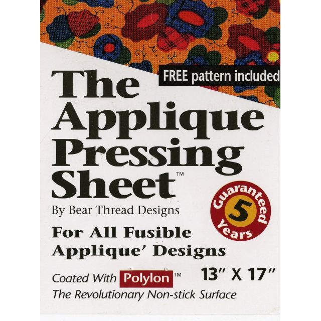 "The Applique Pressing Sheet 13"" X 17"" (Rolled) by  Applique Pressing Sheets - OzQuilts"