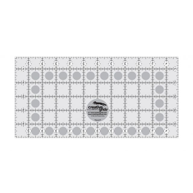 Creative Grids Half Square Triangle Ruler by Creative Grids Quilt Blocks - OzQuilts