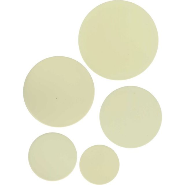 Bigger Perfect Circles Mylar Templates By Karen Kay Buckley by Karen Kay Buckley - Mylar Templates