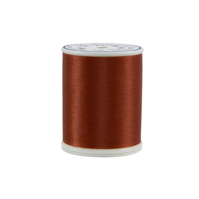 Bottom Line Thread, 60wt 1420yds, 616 Copper by Superior Bottom Line Thread Bottom Line Thread 1420 Yards - OzQuilts