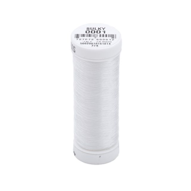 Sulky Invisible Polyester Thread .004mm 440yds Clear by Sulky - Invisible Thread