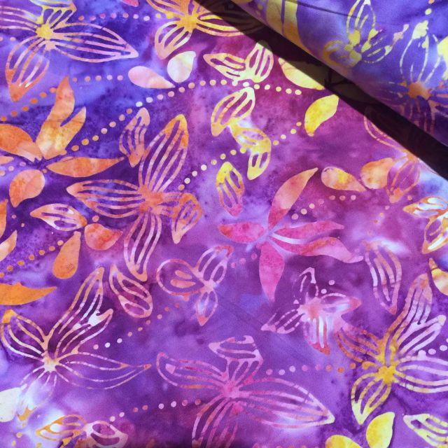 Benartex Tropicana Bali Batik by Benartex Batik - OzQuilts