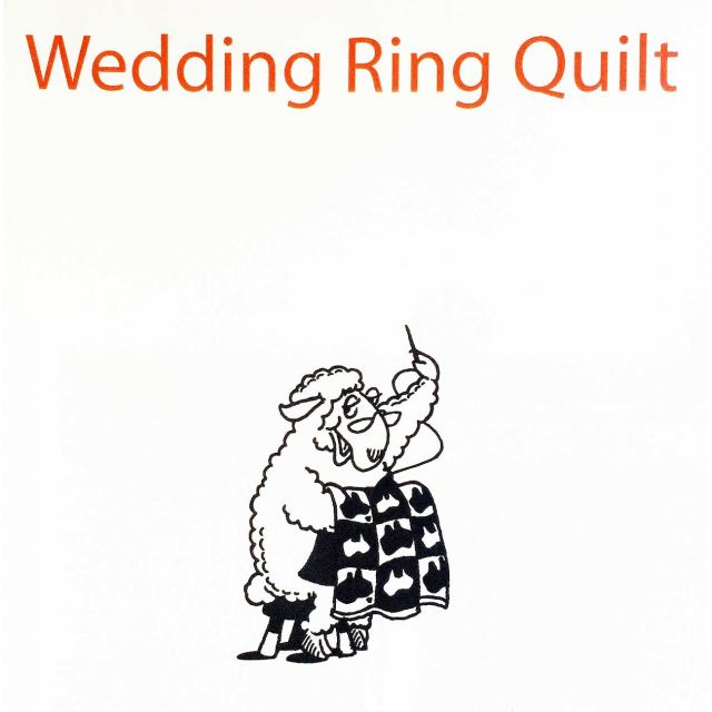 Matilda's Own Double Wedding Ring Booklet by Matilda's Own Quilt Blocks - OzQuilts