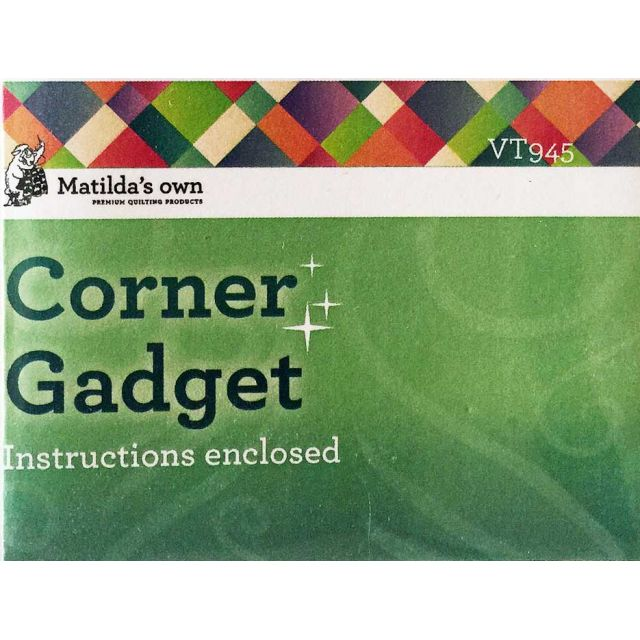Matilda's Own Corner Gadget by Matilda's Own Trimmers - OzQuilts