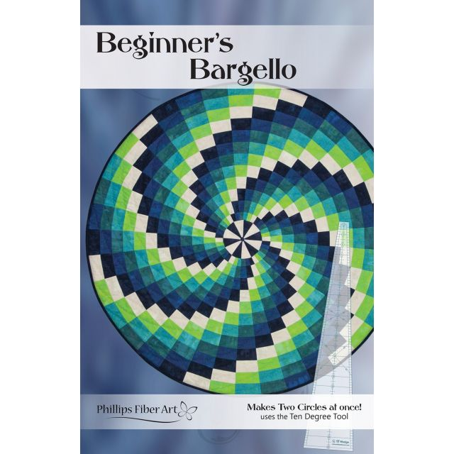 Beginner's Bargello includes Mini Wedge by Phillips Fiber Art Bargello  - OzQuilts