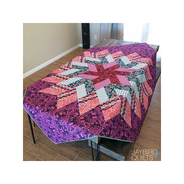 Glimmer Quilt by Jaybird Quilts - Quilt Patterns