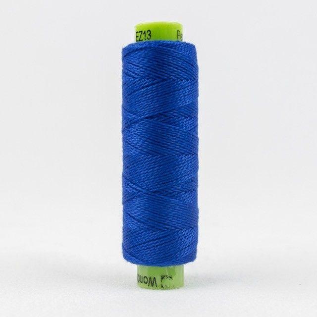 Sue Spargo Eleganza Perle 8, Hyper Blue (EZ 13) by Sue Spargo Sue Spargo Eleganza Perle 8 - OzQuilts