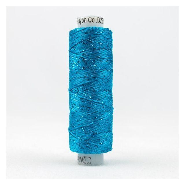 Sue Spargo Dazzle - Blue Danube (3132) by Sue Spargo Dazzle - Sue Spargo Dazzle Rayon & Metallic
