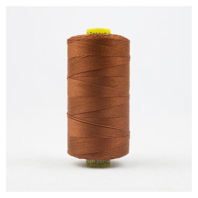 Wonderfil Spagetti 12wt cotton 400 metres, Rust (SP23) Thread by Wonderfil  Spagetti 12wt Cotton Solids - OzQuilts