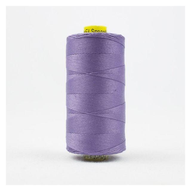 Wonderfil Spagetti 12wt cotton 400 metres, Lavender (SP29) Thread by Wonderfil  Spagetti 12wt Cotton Solids - OzQuilts