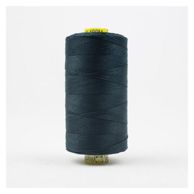 Wonderfil Spagetti 12wt cotton 400 metres, Twilight (SP37) Thread by Wonderfil  Spagetti 12wt Cotton Solids - OzQuilts