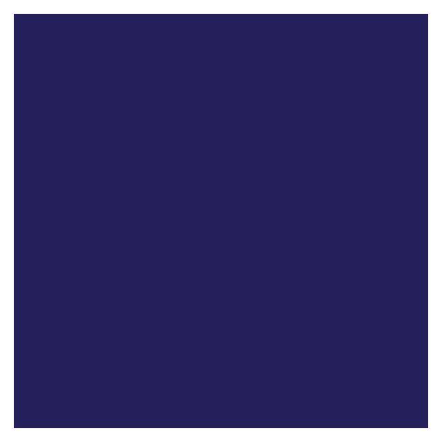 Emma Louise Premium Cotton Muslin - Purple by  Emma Louise Cotton  - OzQuilts