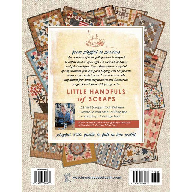 Little Handfuls of Scraps by Edyta Sitar by Laundry Basket Quilts - Laundry Basket Quilts/Edyta Sitar