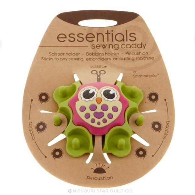 Owl Sewing Essentials Caddy by  Organisers - OzQuilts