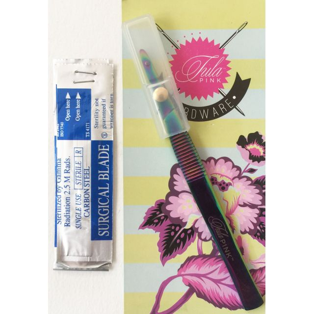 Tula Pink Seam Ripper by Tula Pink Scissors - OzQuilts