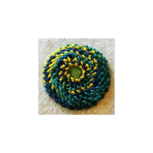 Sue Spargo Eleganza Perle Cotton Size 3 Lazy Lizard (EZ 33) Thread by Sue Spargo Eleganza Perle 3 Sue Spargo Eleganza Perle 3 - OzQuilts