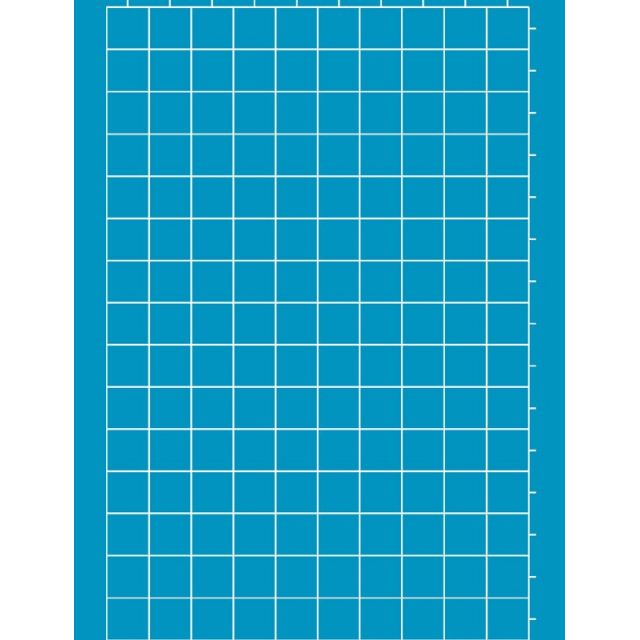 """Full Line Stencil 1"""" Grid by Hancy Full Line Stencils Pounce Pads & Quilt Stencils - OzQuilts"""