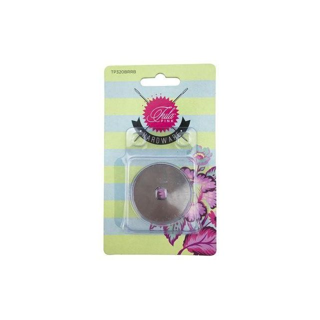 Tula Pink 45mm Replacement Cutting Blades (5) by Tula Pink Blades - OzQuilts