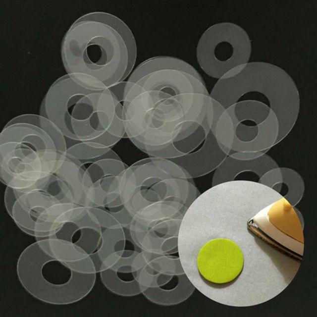 "Medium Mylar Heat Resistant Circles Templates Set to 2"" by OzQuilts Mylar Templates - OzQuilts"