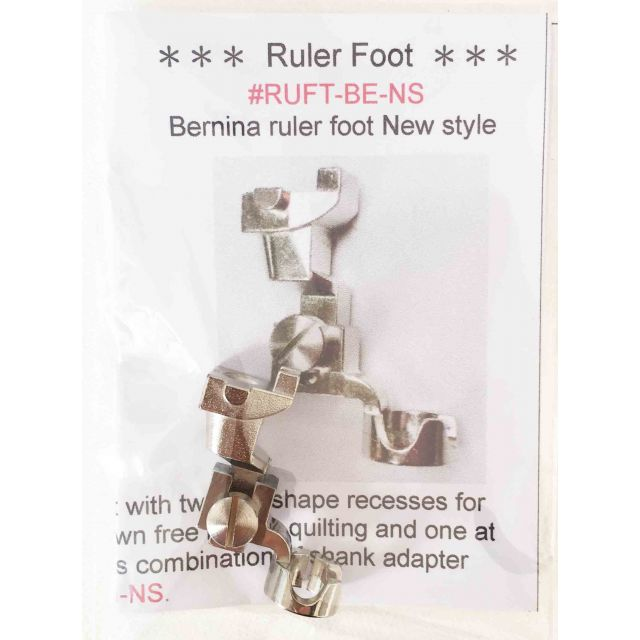 Bernina Ruler Foot New Style by Vicsew Sewing Machine Accessories - OzQuilts