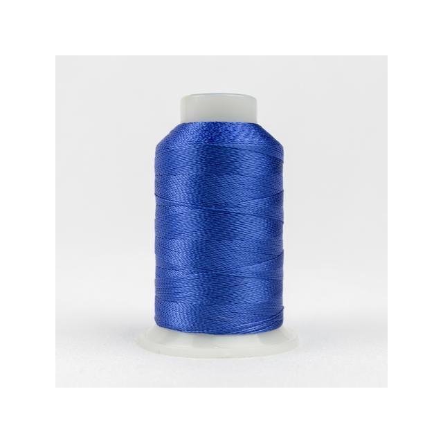 Wonderfil Accent True Blue (AC137) 12wt Rayon Thread 400m (437yd) spool by Wonderfil  Accent 12wt Rayon - OzQuilts
