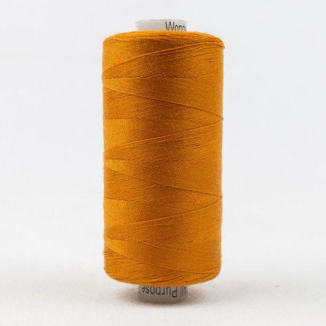 Wonderfil Designer Mango Tango (DS185) 40wt All-Purpose Polyester Thread 1000m (1094yd) spool by Wonderfil Designer 40wt Poly Designer 40wt Polyester - OzQuilts