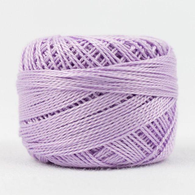 Wonderfil Eleganza, French Lavender (EL5G900) 8wt Cotton Thread 5g balls by Wonderfil  Eleganza 8wt Cotton - OzQuilts