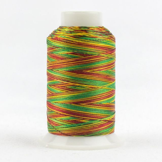 FabuLux 40wt/3ply Trilobal Polyester Proclamation (FB18) by Wonderfil  Fabulux 40wt Trilobal Polyester - OzQuilts