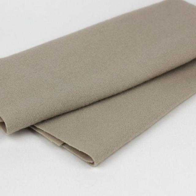 Australian Merino Wool, Fog (LN03) by Sue Spargo by Wonderfil  Sue Spargo Merino Wool Fabric - OzQuilts