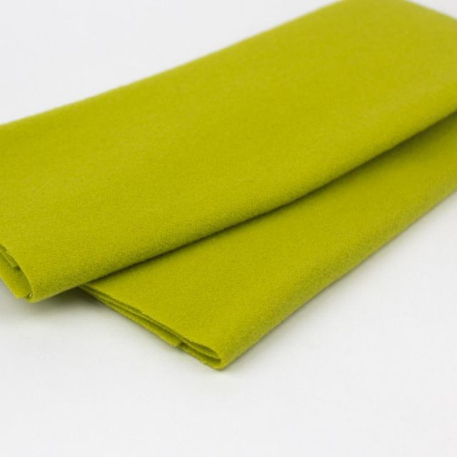 Sue Spargo Green Merino Wool Fabric Pack by Wonderfil  Sue Spargo Merino Wool Fabric - OzQuilts