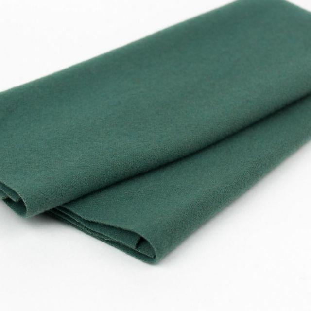 Australian Merino Wool, Blue Sprule (LN17) by Sue Spargo by Wonderfil  Sue Spargo Merino Wool Fabric - OzQuilts