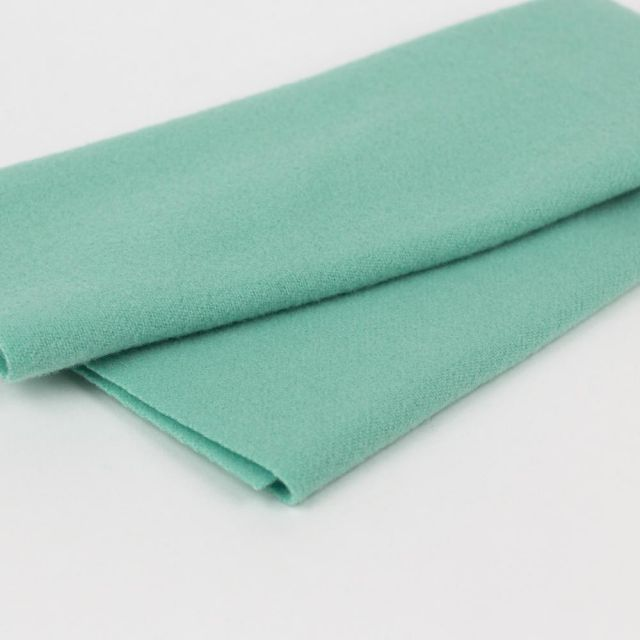 Australian Merino Wool, Seaspray (LN19) by Sue Spargo by Wonderfil  Sue Spargo Merino Wool Fabric - OzQuilts
