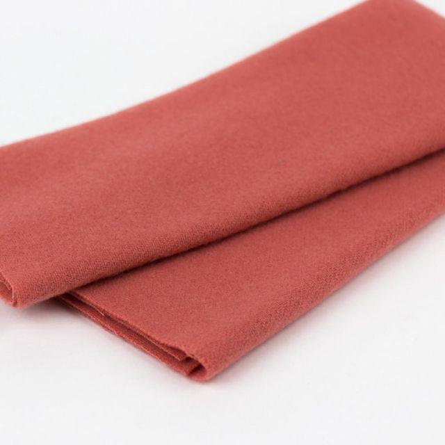 Sue Spargo Orange Merino Wool Fabric Pack by Wonderfil  Sue Spargo Merino Wool Fabric - OzQuilts