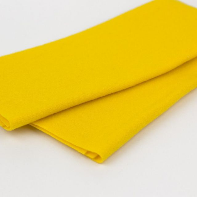 Sue Spargo Yellow Merino Wool Fabric Pack by Wonderfil  Sue Spargo Merino Wool Fabric - OzQuilts