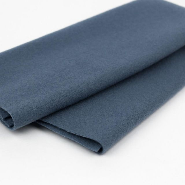 Sue Spargo Blue Merino Wool Fabric Pack by Wonderfil  Sue Spargo Merino Wool Fabric - OzQuilts